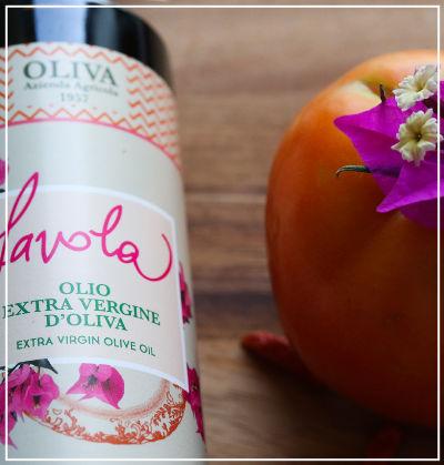 bottiglia olio Favola - Azienda Agricola Oliva