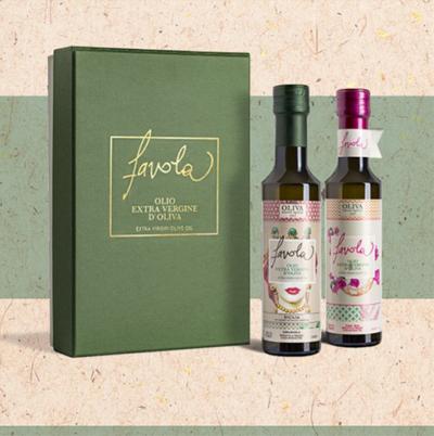 bottiglie olio d'oliva - Agricola Oliva