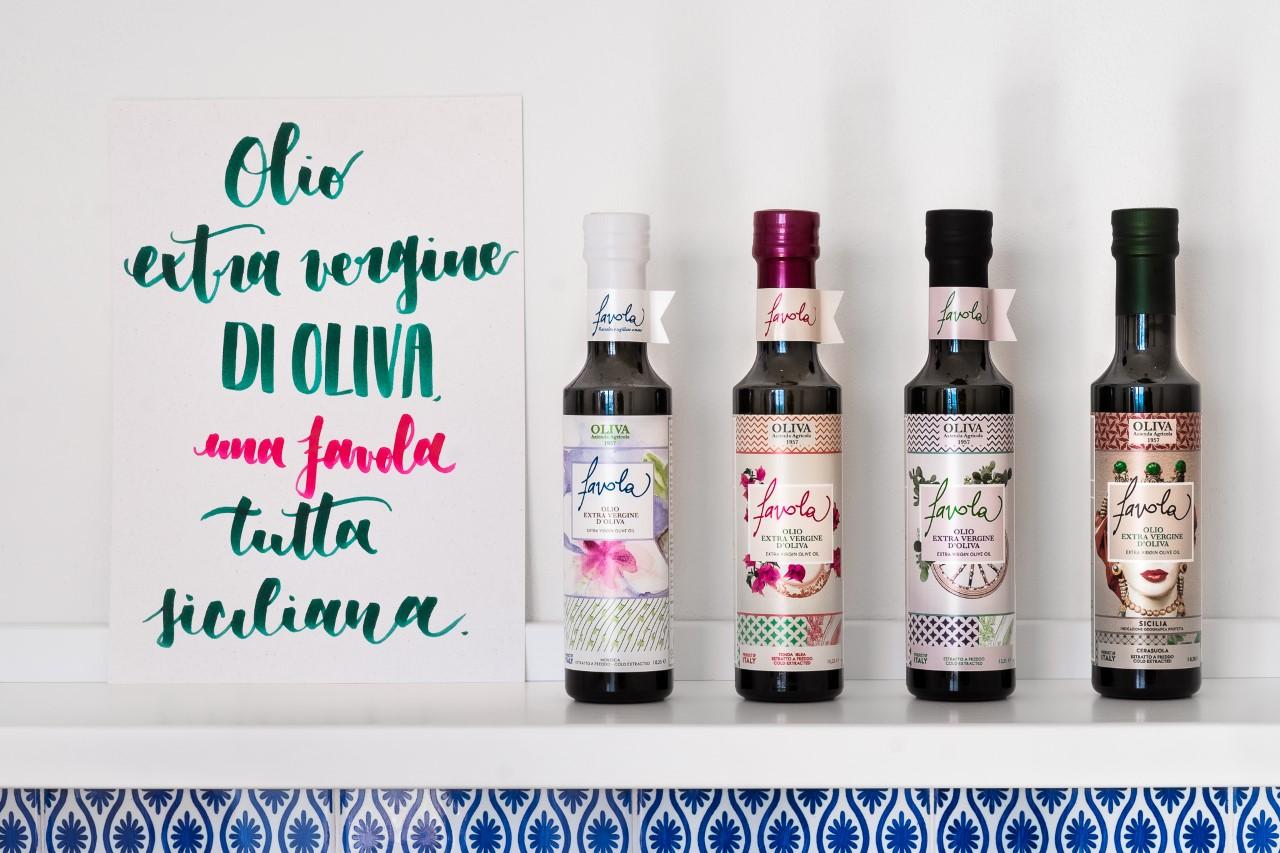 Olio Extravergine d'oliva Evo - Agricola Oliva