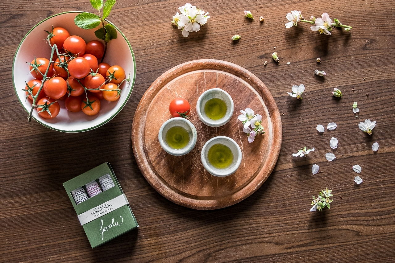 La dieta mediterranea - Agricola Oliva