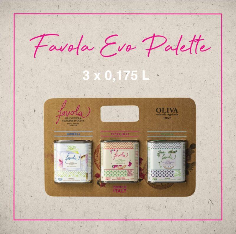 evo-palette-kit - Agricola Oliva